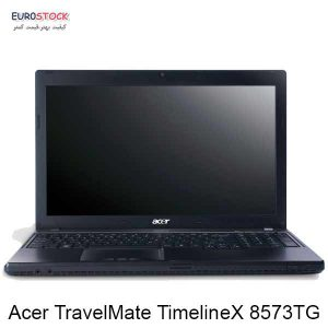 لپ تاپ استوک Acer TravelMate TimelineX 8573TG-i5-Intel HD Graphic